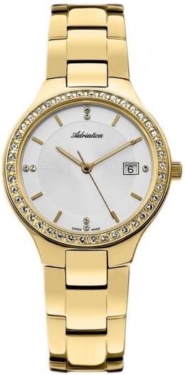 ae89ea40 Часы Adriatica ADR 3415.1111QZ купить в Украине, Киеве - выгодная ...