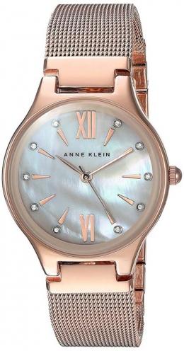 Женские часы Anne Klein 2156TMDT Женские часы Anne Klein 1430RMRG