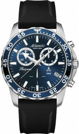Часы ATLANTIC 87462.42.51PU