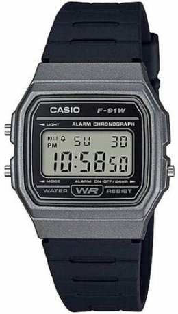 Часы Casio F-91WM-1BEF