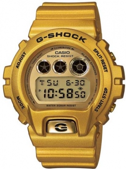 Часы Casio DW-6900GD-9ER