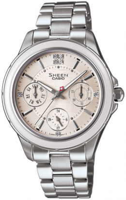 Часы Casio SHE-3508D-7AUER
