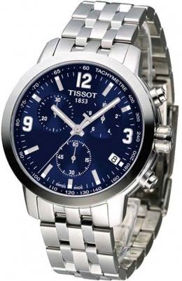 Часы tissot prc 200 tachymetre