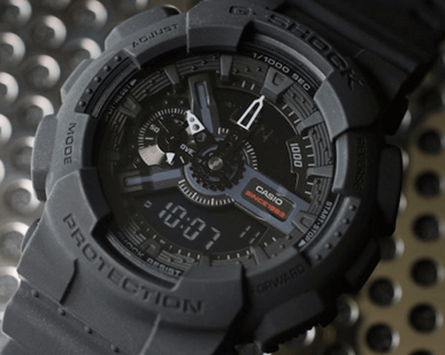 Casio GA-135A-1A 35th anniversary